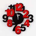 Big Digitals Decorative Wall Clock