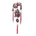Chinese Wulu Feng Shui Fortune Bells