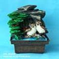 Double Owls USB Powered Mini Water Fountain