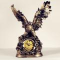 Eagle Resin Tabletop Clock