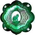 Frog 3D Wind Spinner