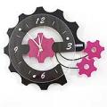 Gear Shape Decorative Wall Clock